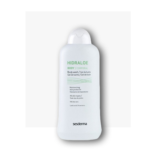Hidraloe Gel de baño